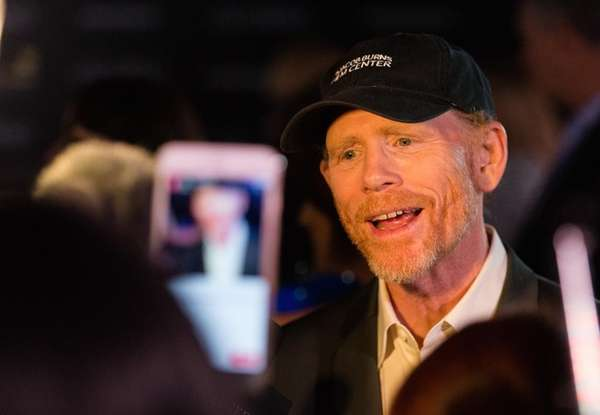 Ron Howard is among those set to guest