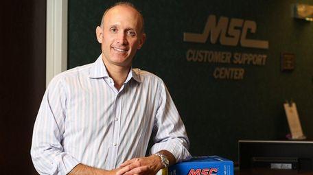 Erik Gershwind, president and CEO of MSC Industrial