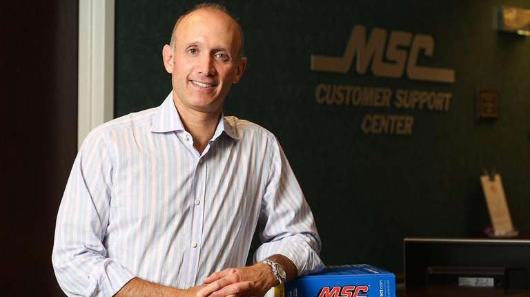 Erik Gershwind, president and CEO of MSC Industrial