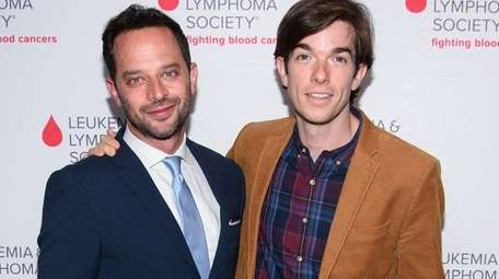Comedians Nick Kroll and John Mulaney are doing