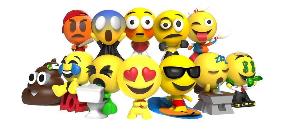 Emojiez are blind-bag collectibles that feature fun characters