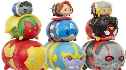 Disney Tsum Tsums are collectible figures based on