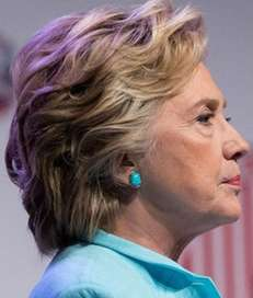 The vitriol between Democratic presidential nominee Hillary Clinton