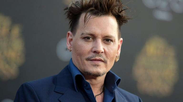 Johnny Depp will play an unspecified role in