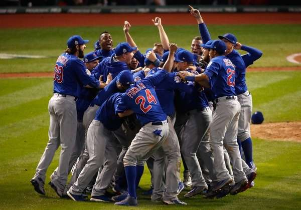Why the Cubs winning the World Series means so much