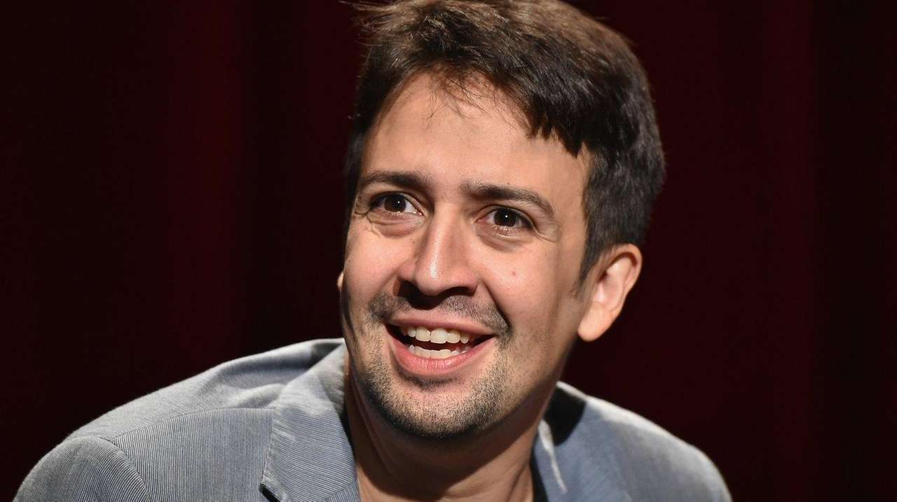 Lin-Manuel Miranda announced his