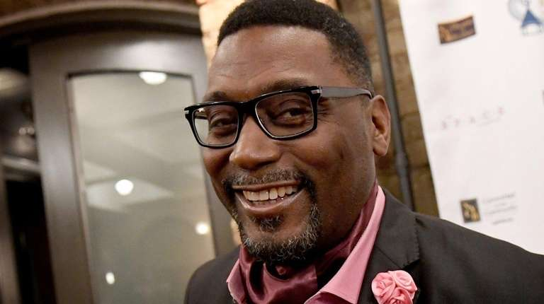 Brooklyn's Big Daddy Kane before his induction into