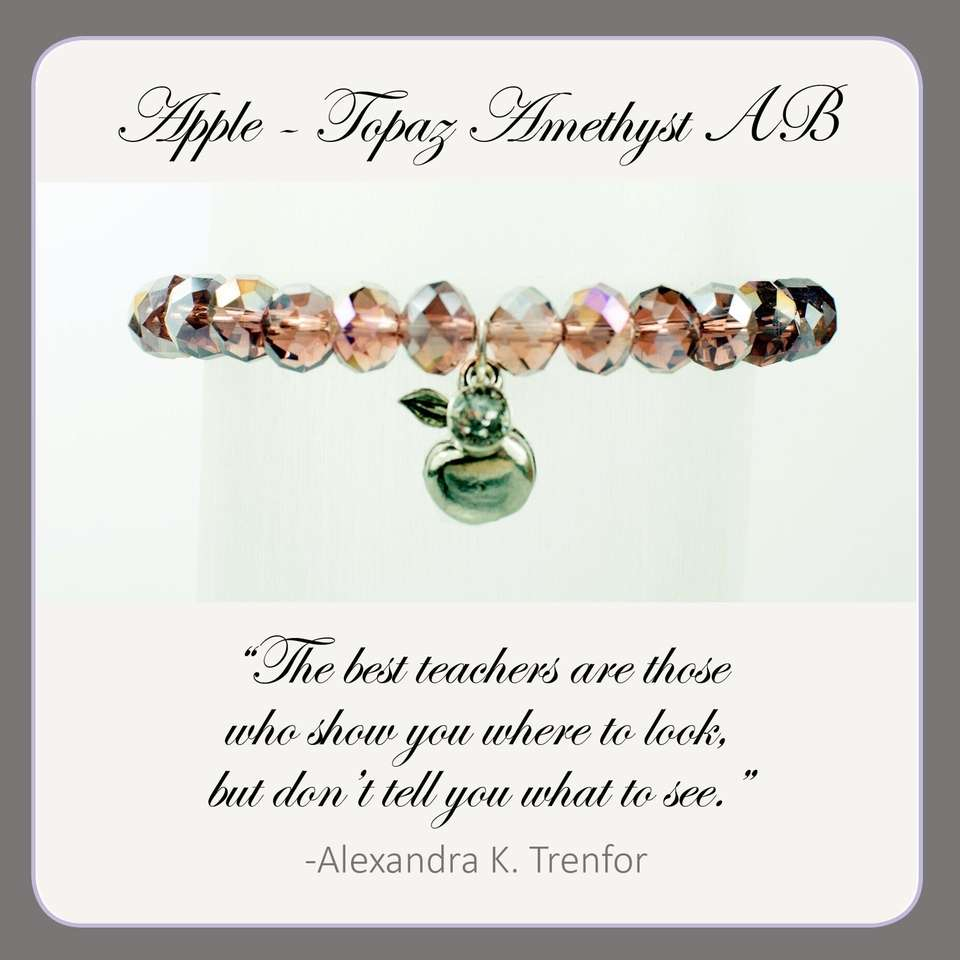 Choose your choice of crystals or precious stones