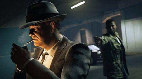 Lincoln Clay finds himself in deep in Mafia