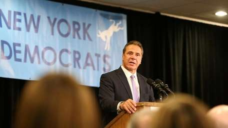 Gov. Andrew Cuomo endorses Sen. Todd Kaminsky and