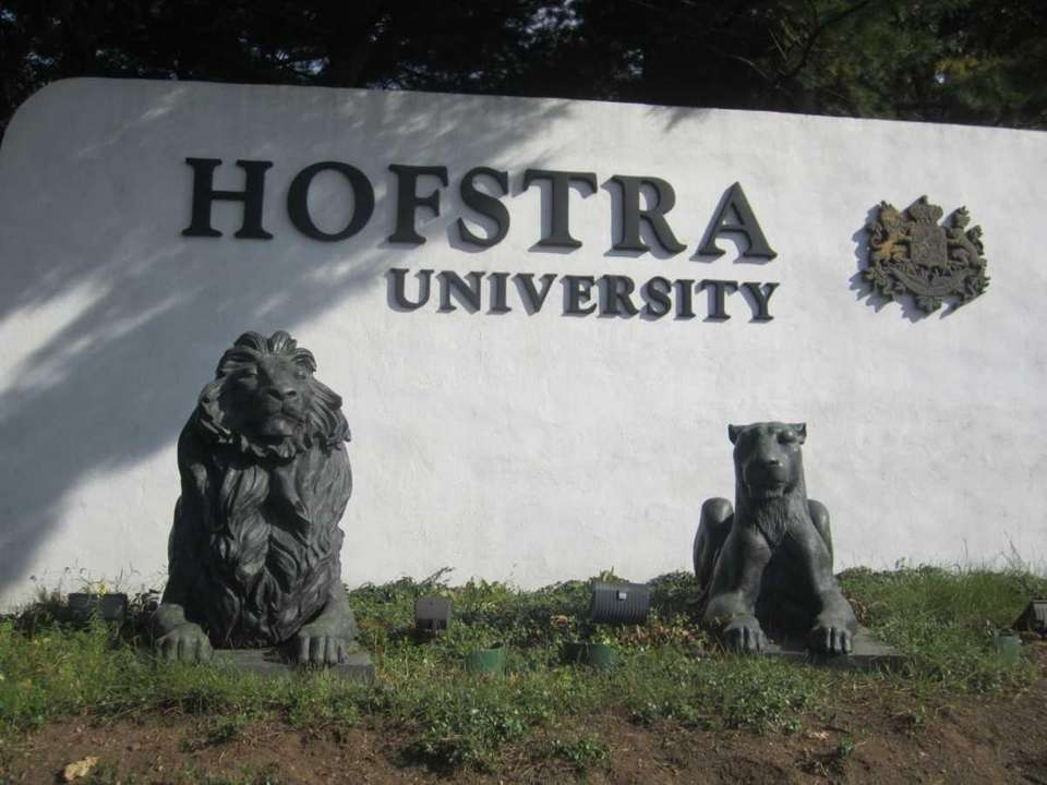 Hofstra University hosted a presidential debate for the