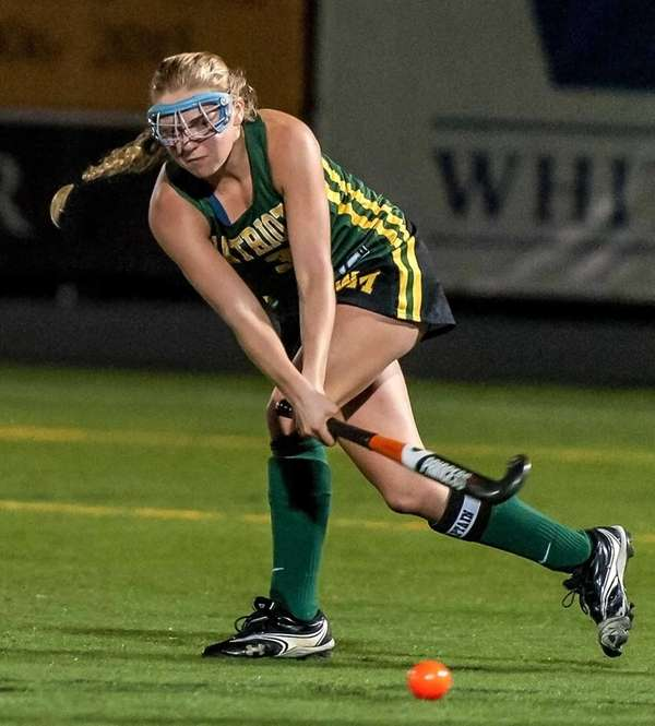Ward Melville's Kassidy Rogers-Healion (3) during the game