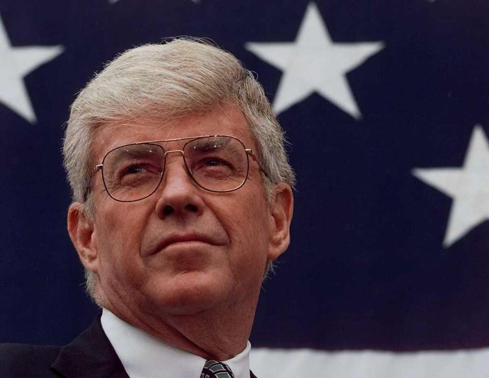 The late Jack Kemp (1935-2009) was a professional
