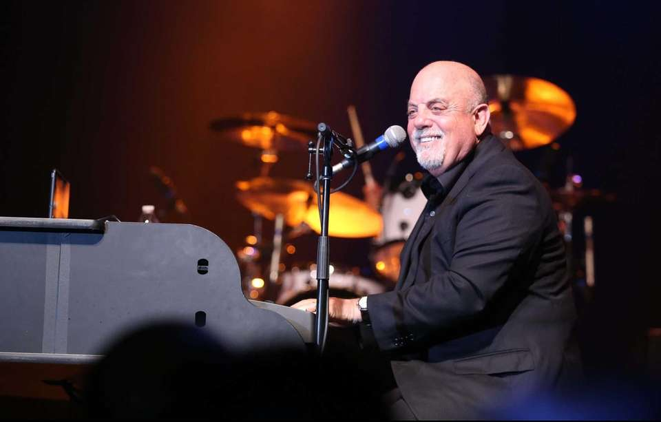 The Piano Man refrained from publicly endorsing his