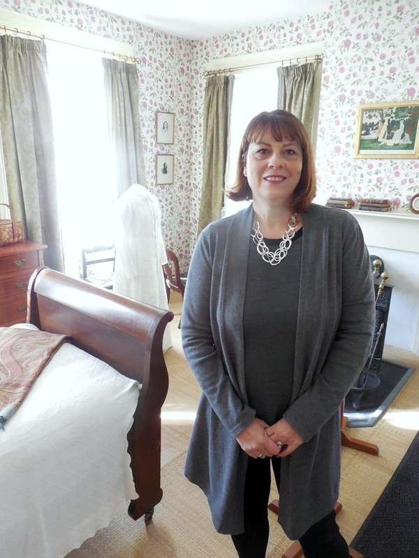 Terri Donahue of Center Moriches learned she could