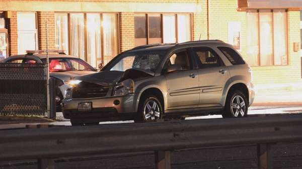 A North Babylon man was struck and killed