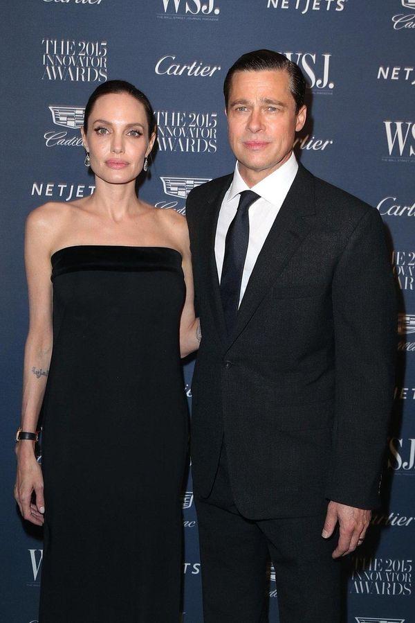 Angelina Jolie's representative said Monday the actress and