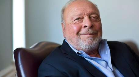 Nelson DeMille, a Long Island native, created the
