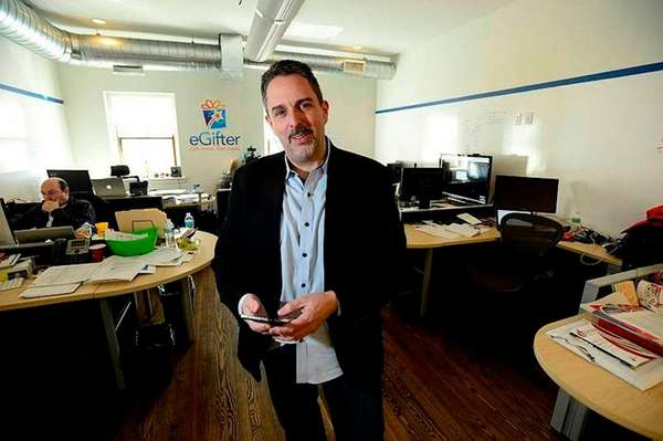 Tyler Roye is CEO of eGIfter, which plans