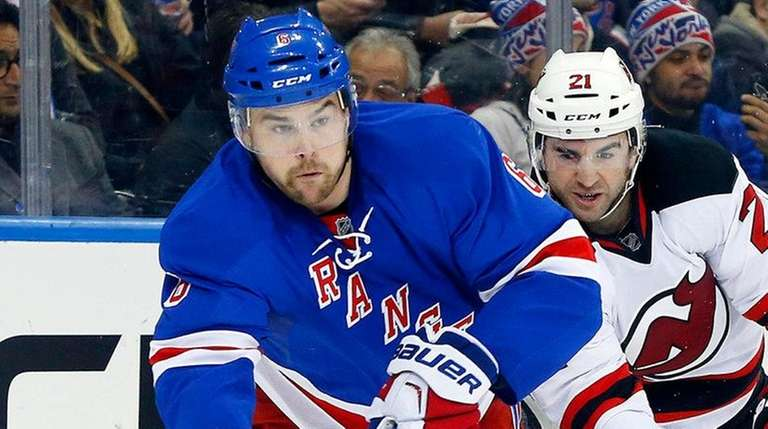 Dylan McIlrath, the Rangers No. 1 pick in