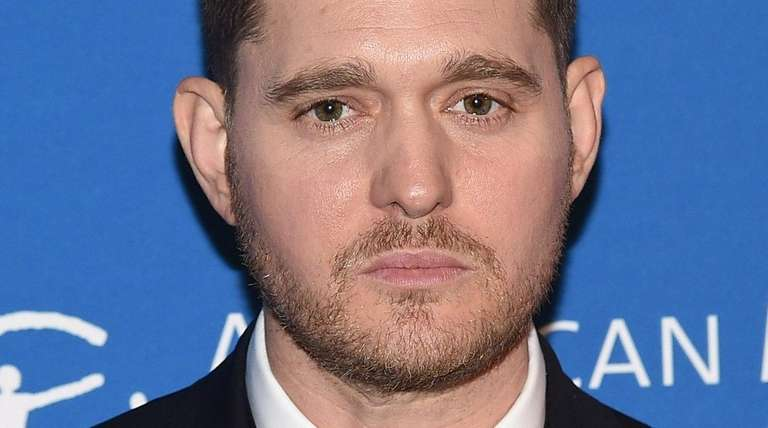 Michael Bublé has withdrawn from his scheduled appearance