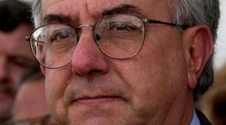 New Islip Republican chairman William Garbarino.