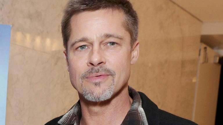 Brad Pitt attends a screening of