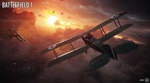 Battlefield 1 gives a bloody, realistic World War