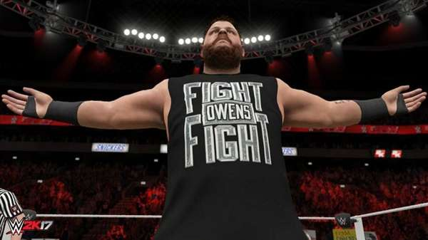 WWE 2K17 lacks excitement, even with Kevin Owens