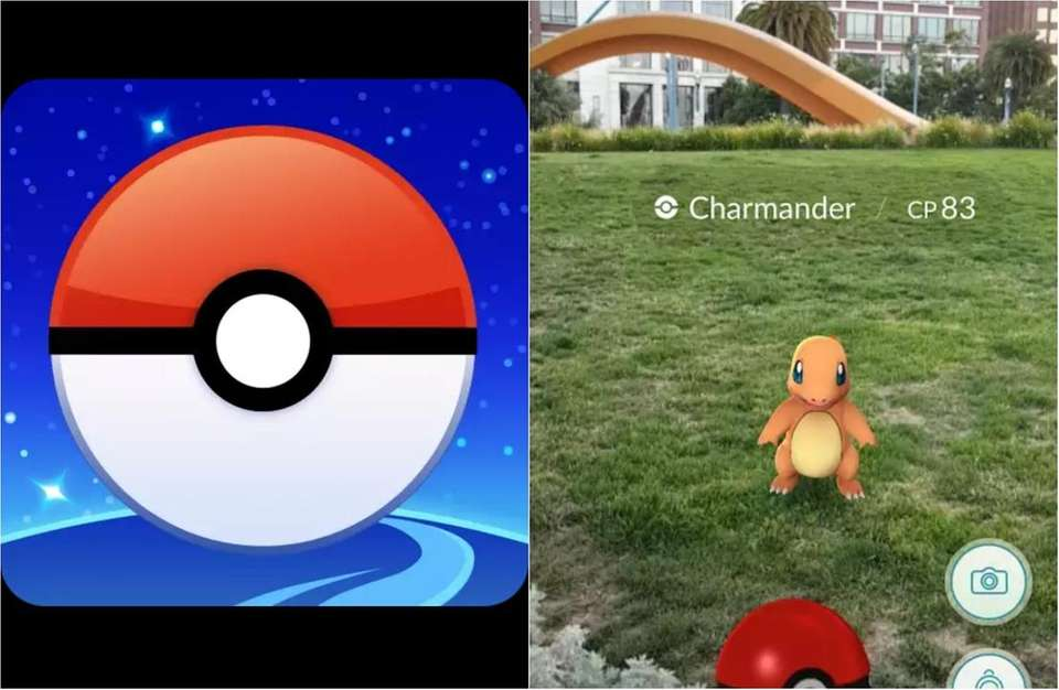 The augmented-reality Pokemon game that took the world