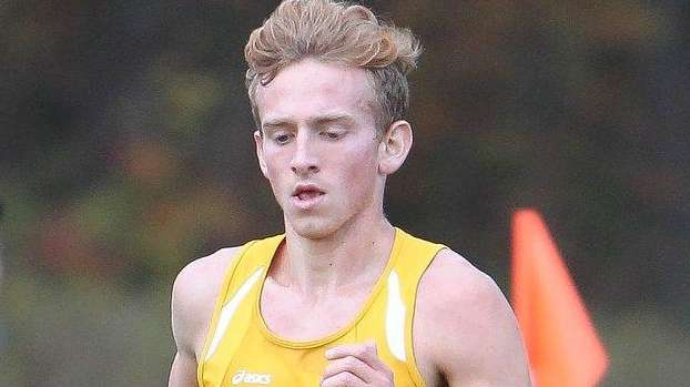 East Meadow's Tim Euler wins the Class A