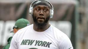 New York Jets' defensive end Muhammad Wilkerson on