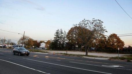 A contaminated property at 269 E. Montauk Hwy.