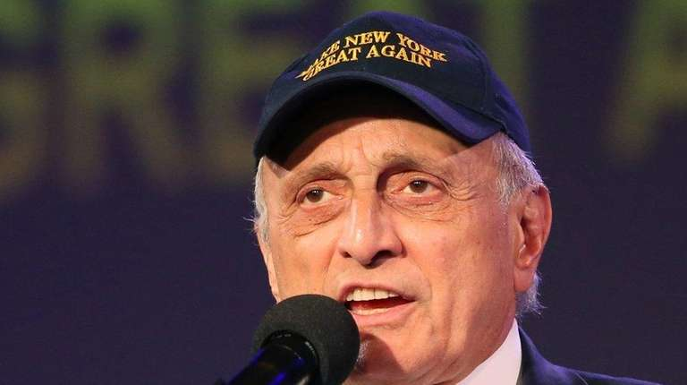 Carl Paladino, one of the president-elect's major supporters