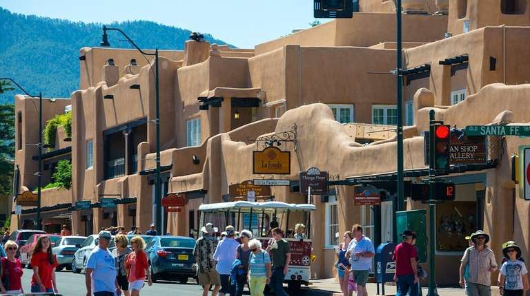 Santa Fe is the place to visit for
