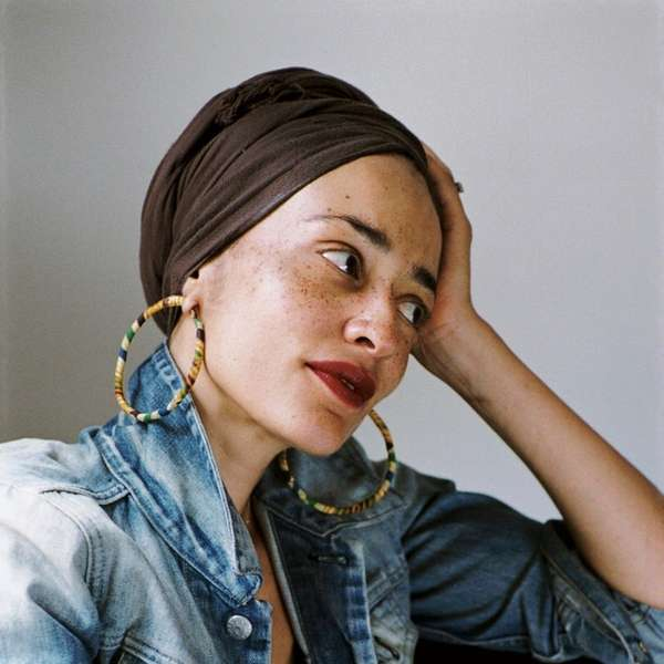 Zadie Smith, author of