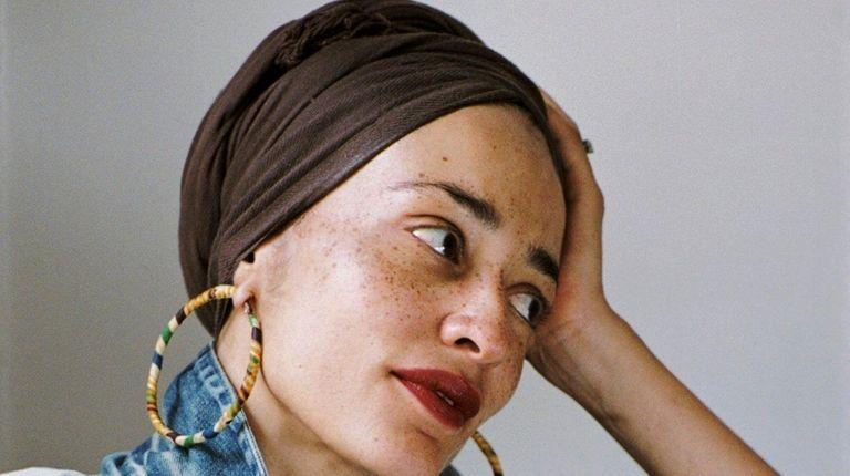 Zadie Smith, author of