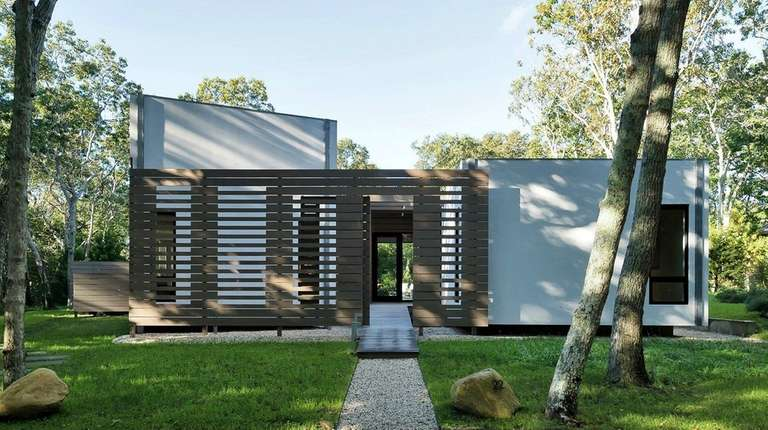 This East Hampton home, listed for $2.85 million,