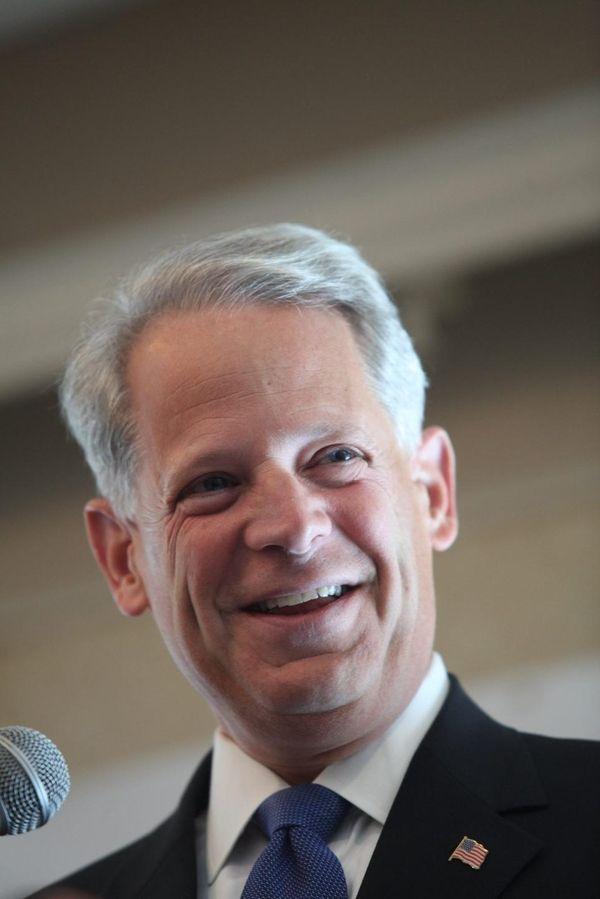 Congressman Steve Israel will introduce three politically themed