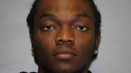 Oneil Sharpe Jr., 24, of Springfield Gardens, Queens,