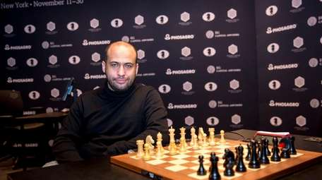 Ilya Merenzon, the chief executive of Agon, poses