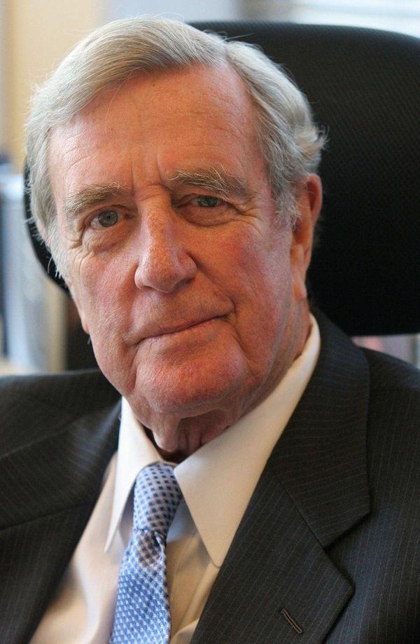 E. Barrett Prettyman Jr. in 2005.