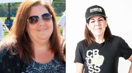 Robin Roach, 50, of Mineola, is pictured in