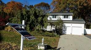 A home for sale on Sheryl Crescent in