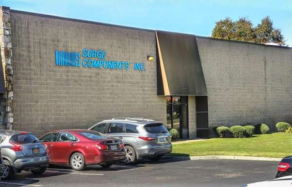 The Surge Components Inc. building in Deer Park