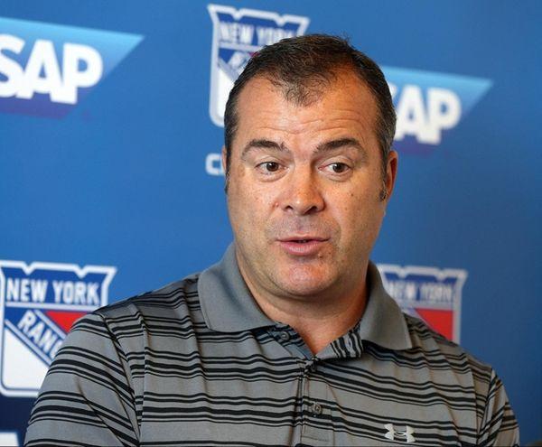 Rangers' head coach Alain Vigneault discusses the start