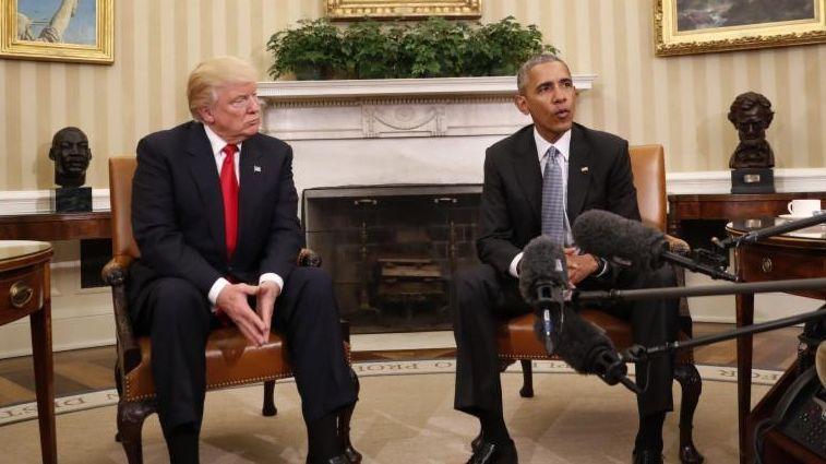 In this photo taken Nov. 10, 2016, President