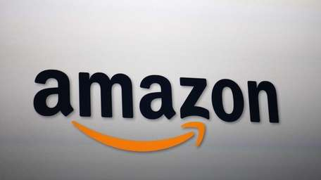 The Amazon logo is pictured in an undated