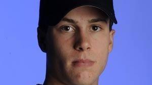 CAM MARON Hicksville, senior catcher Maron, a left-handed