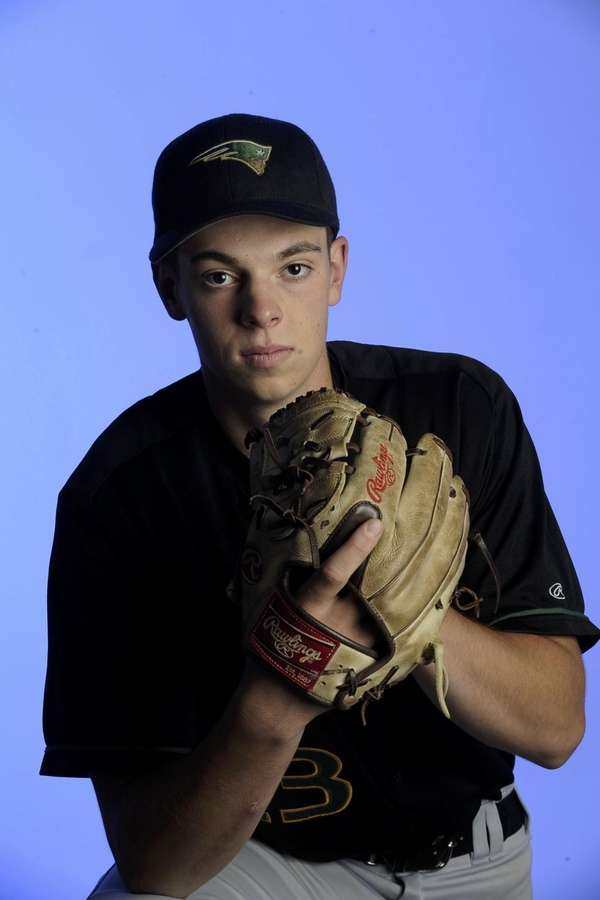 STEVEN MATZ Ward Melville, senior pitcher/first baseman Player